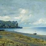 1882 Судакська бухта. Крим