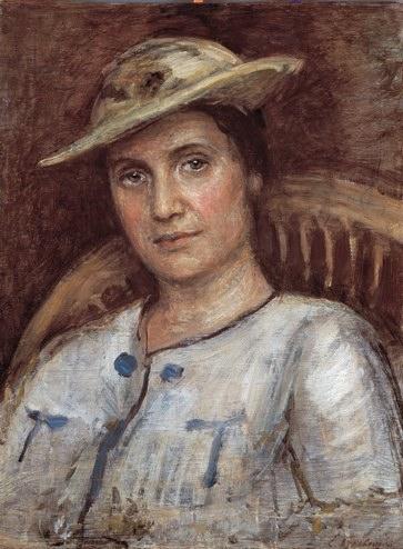 zinochij portret