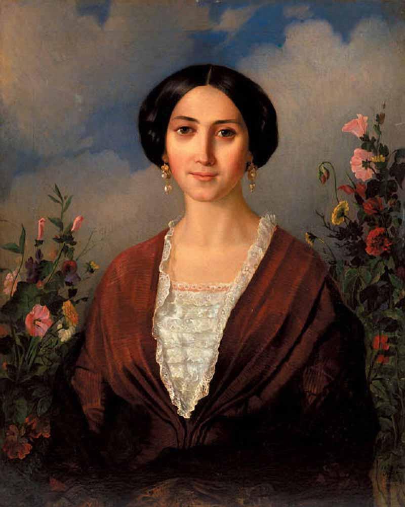 1835 druzina Maria