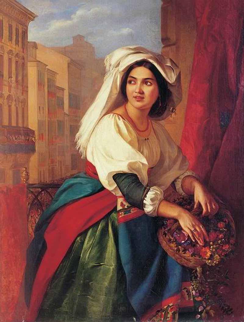 Maria Dziolli Taganrog
