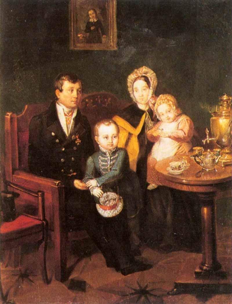 rodina brata 1837