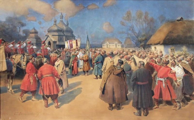 Obrannja polkovnikom Vasilkivsky