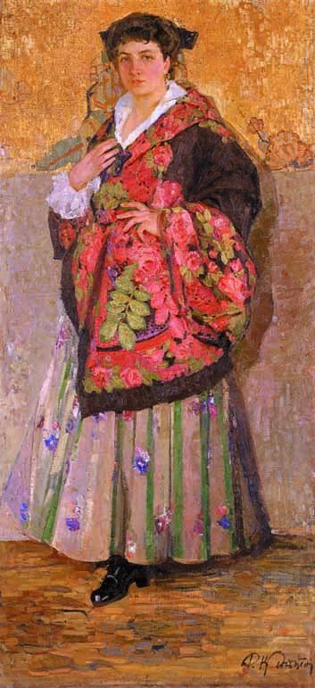 1914 Lidia Staricska
