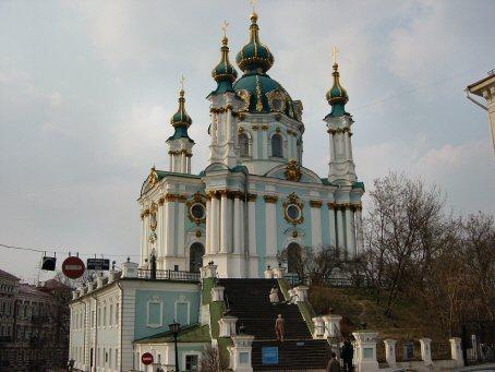 kiev_andreaskerk